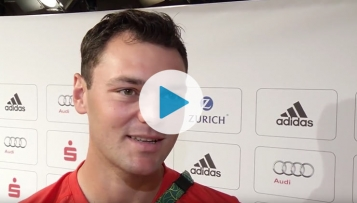 Olympia 2016: Martin Kaymer im Interview