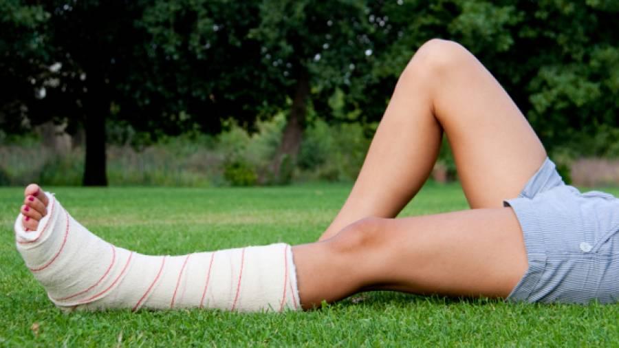 Schneller fit – So heilen Knochen schneller