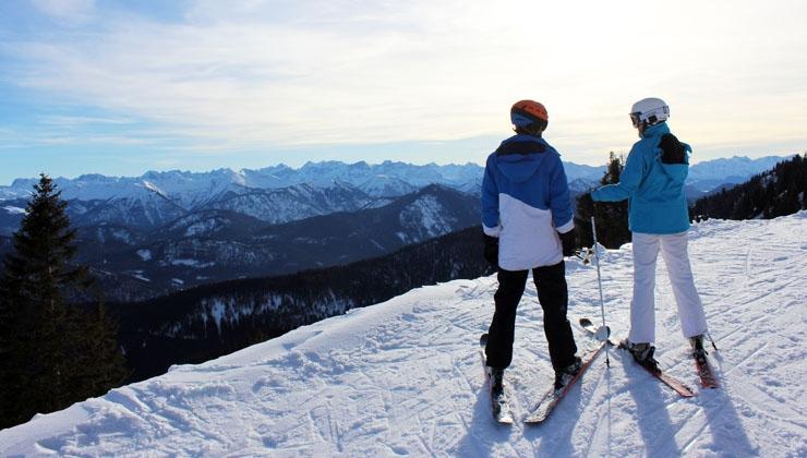 Brauneck-Lenggries – Skispaß in den Voralpen