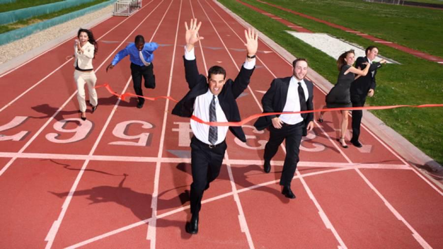 Warum Sportler im Beruf erfolgreich(er) sind