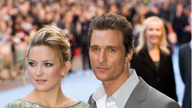 Matthew McConaughey: Dem Waschbrett den Kampf angesagt