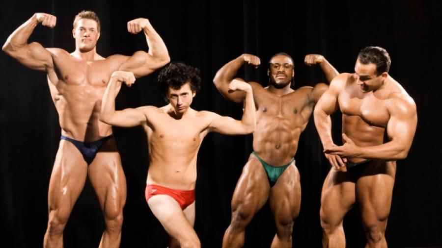 Der Adonis Komplex - Wenn Muskeln zur Sucht werden