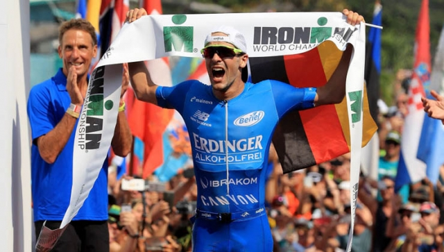 Ironman Hawaii: Kurzinterview mit Sieger Lange
