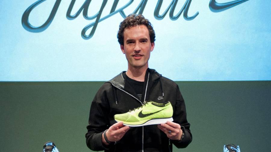 """""""Mal vier Schritte vorwärts und dann wieder drei zurück"""" – Interview mit Martin Lotti, Creative Director bei Nike"""