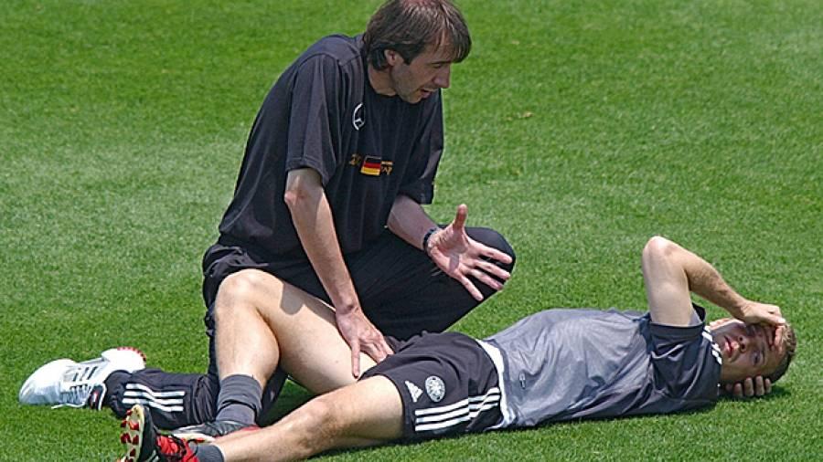 Sportverletzung: Der Leistenbruch
