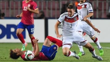 U 21-EM: Deutschland fällt Auftakt gegen Serbien schwer