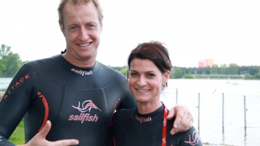 Regelkunde –  Wann gibt es Neoverbot beim Triathlon?