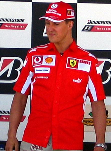 Schumacher steigt zurück ins Cockpit - Schumi vor Comeback