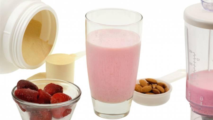 Was bringen Proteinshakes