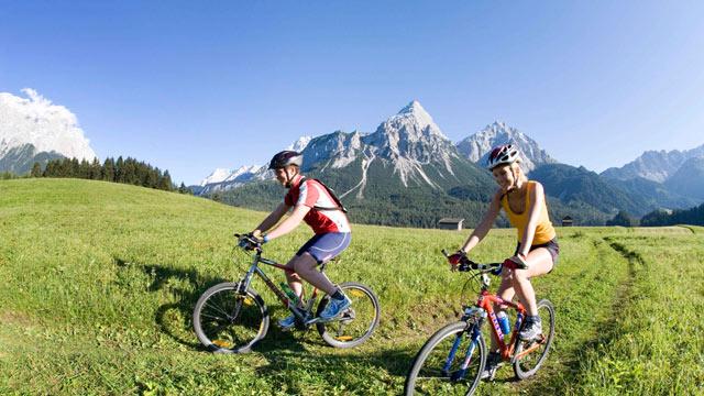 Auf höchstem Niveau – Mountainbiking in Tirol