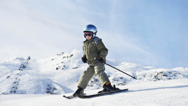 Wintersport macht Kinder schlau: Zahlen und Fakten von Hirnforscher Frieder Beck