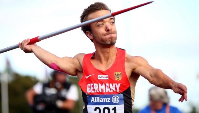 Mathias Mester – Eine Medaille ist der Wunsch, Gold der Traum
