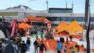 Das Sport Scheck-Testival in Stubai
