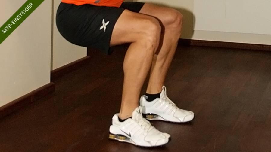 Basics – Krafttraining für Mountainbiker