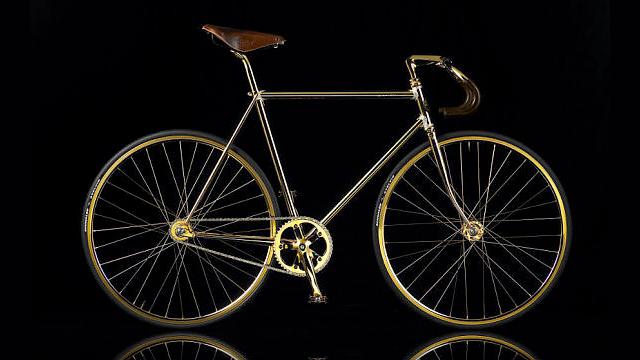 Purer Luxus - Die 6 teuersten Rennräder der Welt