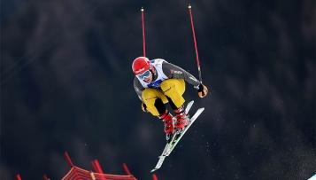 Ski Cross: Zwangspause für Daniel Bohnacker