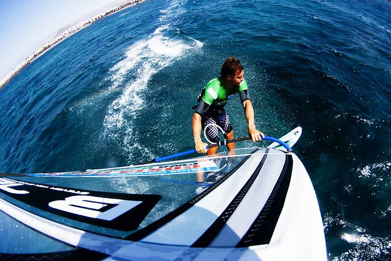 Freestyle-Windsurfen: PWA Lanzarote