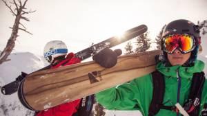 Nicht von der Stange – Individuelle Ski von Hand