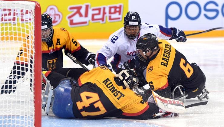 Para Eishockey: Paralympics-Quali vorerst verpasst