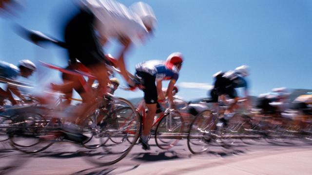 Die richtige Tritttechnik für Radfahrer