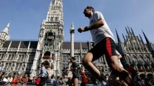 München Marathon 2012 und die Deutschen Meisterschaften