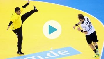 Handball-WM: Video-Kurzporträt Steffen Fäth
