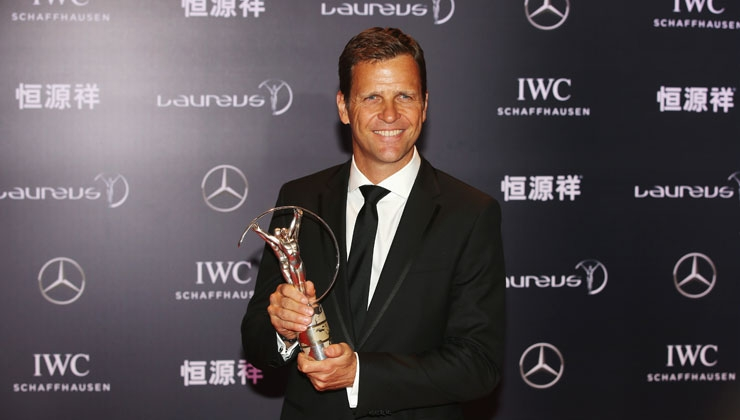Laureus World Sports Awards 2015 in Shanghai – Die Sieger