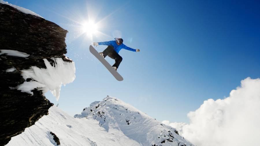 Wer hat's erfunden? Snowboarden