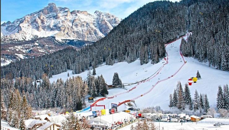 Wintersportprofis läuten Skisaison in Südtirol ein