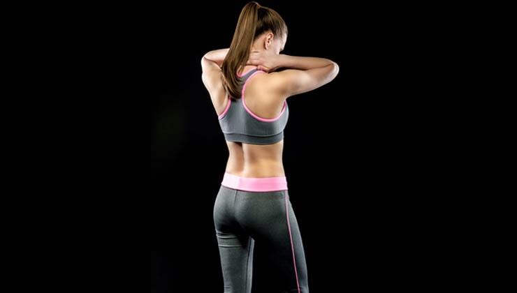 5 Übungen für den Nacken