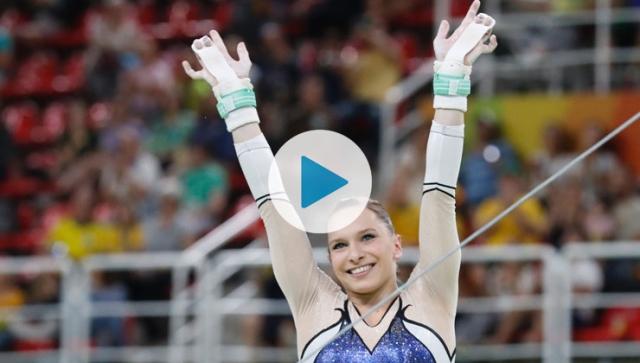 Interview mit Sophie Scheder nach Bronze