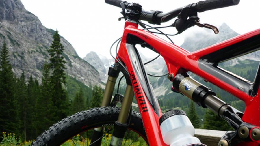 Mountainbike-Training für Anfänger – Mountainbiken in Lermoos