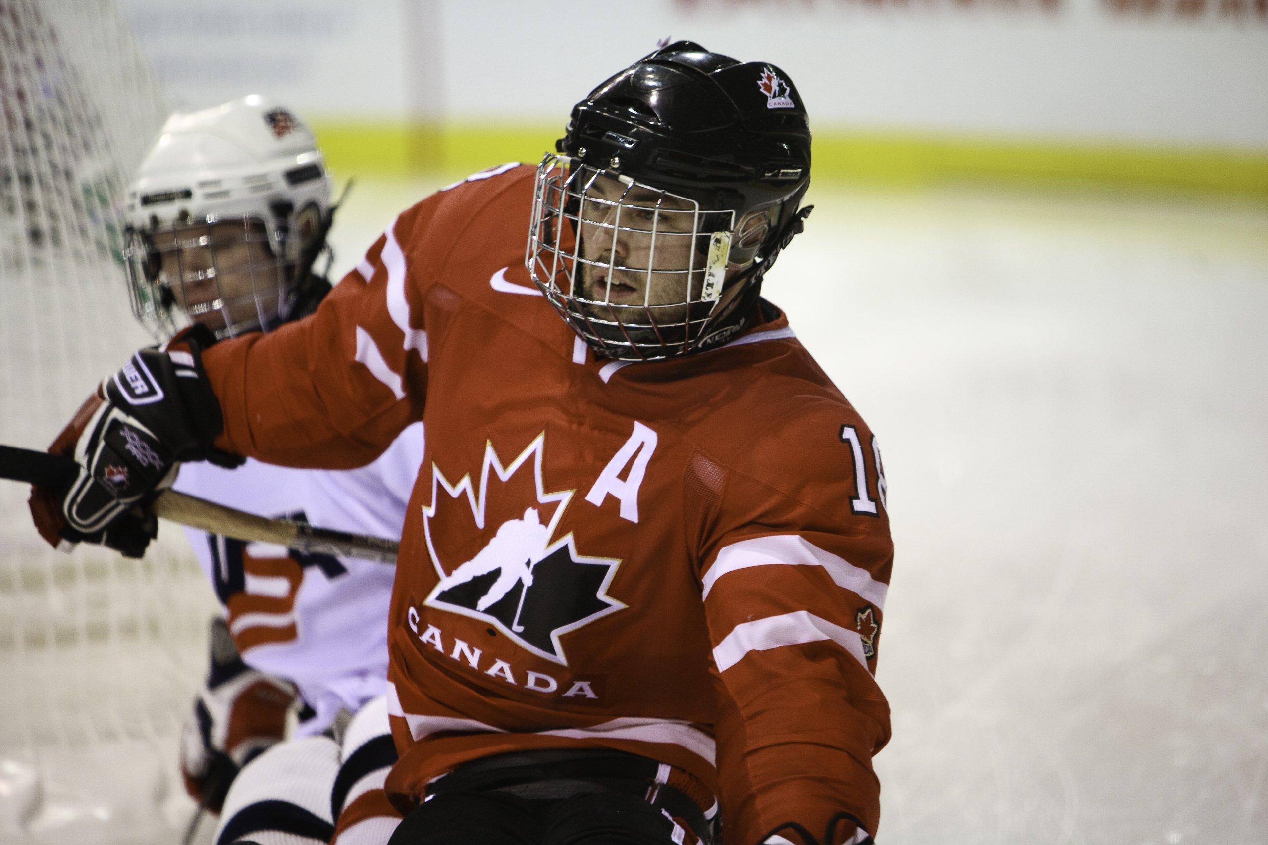 Kanada ist Eishockey-Olympiasieger
