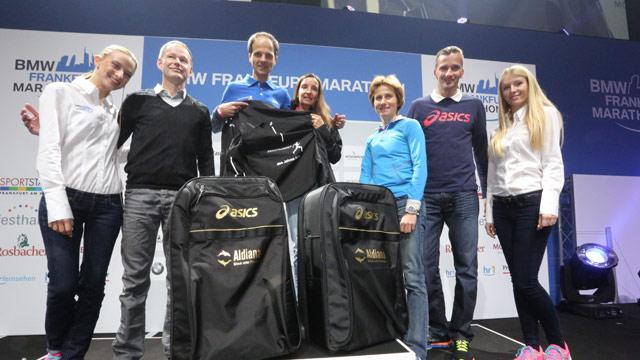 Die ASICS Frontrunner des Jahres- großer Saisonabschluss beim BMW Frankfurt Marathon