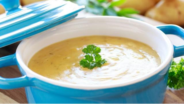 Rezept der Woche – Kartoffelsuppe