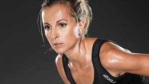 Interview mit Triathlon-Olympiasiegerin Emma Snowsill