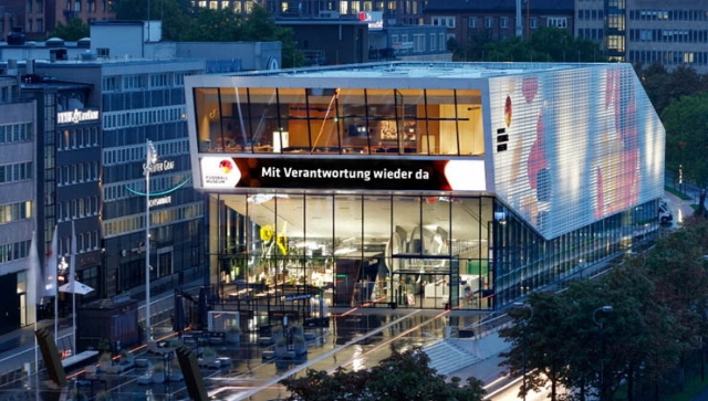 Fußballmuseum ab 7. Mai 2020 wieder geöffnet