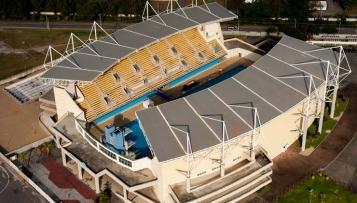 Olympia 2016: Baustopp bei Renovierung der Wasserball-Arena