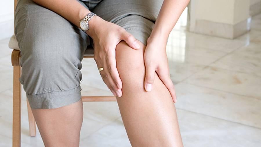 Was lange währt, tut endlich weh - Knorpelschaden im Knie