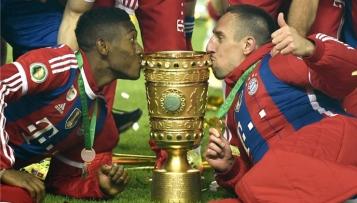 Der Titelverteidiger FC Bayern München