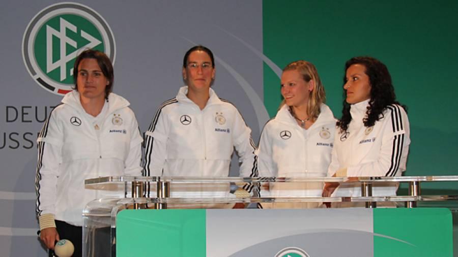 Gemeinsam zum Stern – Deutschlands Fußball-Frauen wollen den WM-Hattrick