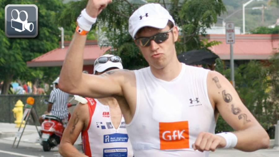 Triathlon für Berufstätige - Interview mit Michael Krell