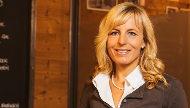 Martina Ertl-Renz zum Sonnenschutz beim Skifahren