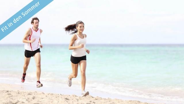Fit in den Sommer – Trainingsplan Woche 1