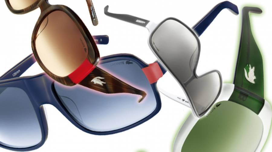 Neue Sonnenbrillen-Kollektion von Lacoste