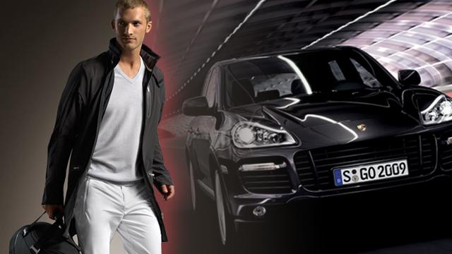 """Rasante Mode – Die """"Porsche Design Sport-Kollektion 2009"""""""