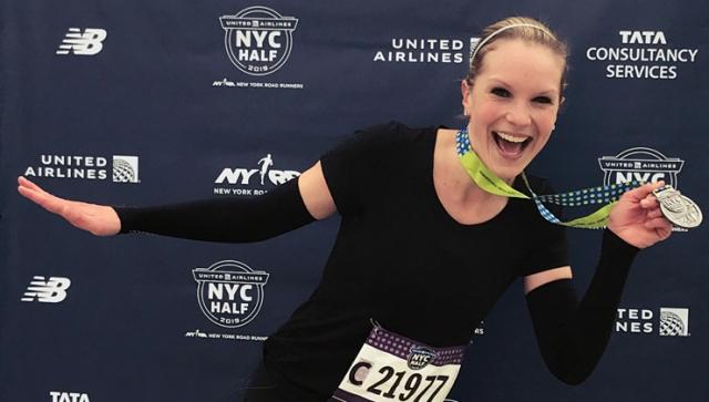 New York Halbmarathon 2019 – Der Lauf