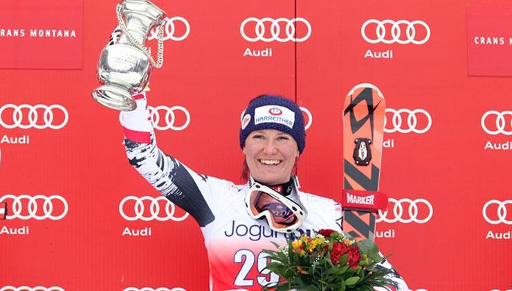 Skirennsport: Andrea Fischbacher beendet ihre Karriere