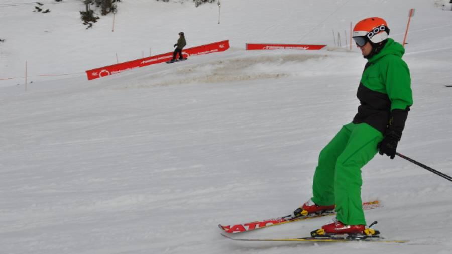 Aller Anfang ist schwer - Die häufigsten Fehler auf Skiern