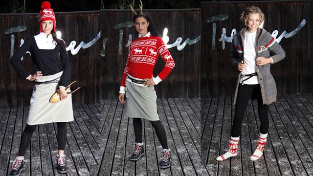 Auf den Hirsch gekommen – Die Christmas Flash Collection von Luis Trenker